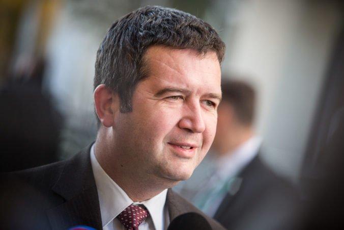 Český minister vnútra Jan Hamáček rezignoval na funkciu šéfa sociálnych demokratov