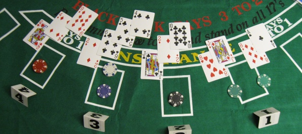 Blackjack - kartová hra, ktorá má dlhú históriu