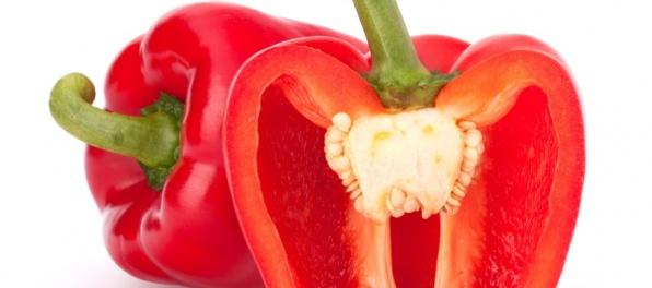 Viete ako sa správne čistí paprika?