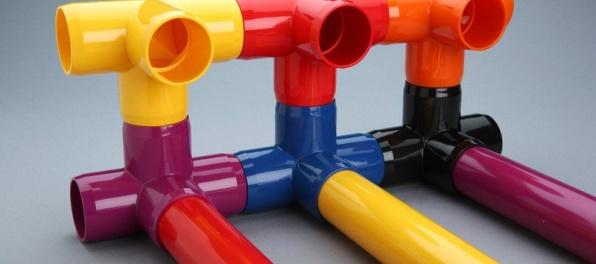 Milión nápadov z trubiek PVC