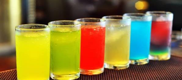 Čo piť v horúce letné dni